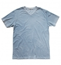BLUE GREY V-NECK CRUISE