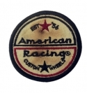 AMERICAN RACING LOGO PATCH