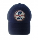 SHELBY SNAKE MEDALLION CAP