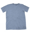 VINTAGE LIGHT BLUE V-NECK